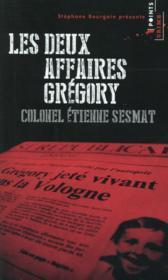 Les deux affaires Grégory - Couverture - Format classique