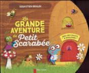 La grande aventure de petit scarabée - Couverture - Format classique