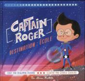 Captain Roger ; mission espace - Couverture - Format classique