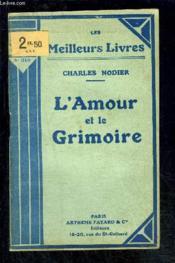 L Amour Et Le Grimoire - Couverture - Format classique