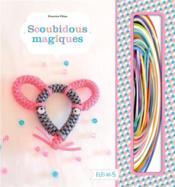 Scoubidous magiques - Couverture - Format classique