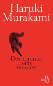 Des hommes sans femmes - Couverture - Format classique