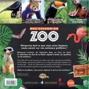 Une Saison Au Zoo Le Grand Livre Des Pourquoi Collectif