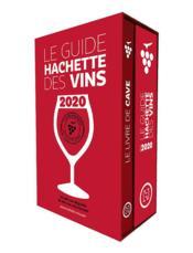 Le guide Hachette des Vins 2020 ; le livre de cave - Couverture - Format classique