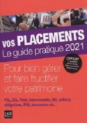 Vos placements (édition 2021) - Couverture - Format classique