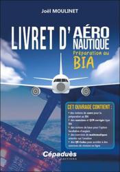 Livret d'aéronautique ; préparation au BIA - Couverture - Format classique