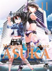 Magical task force Asuka T.11 - Couverture - Format classique