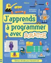 J'apprends à programmer avec Scratch (édition 2021) - Couverture - Format classique