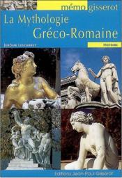 La mythologie gréco-romaine - Couverture - Format classique