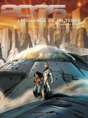 Le Silence De La Terre T.1 ; Visionary Reality - Couverture - Format classique
