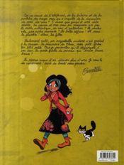 Le journal de Carmilla t.2 ; une espèce en voie de disparition - 4ème de couverture - Format classique