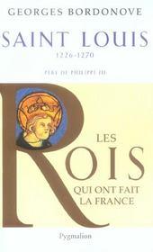 Saint Louis - Intérieur - Format classique