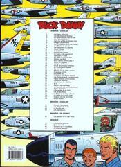 Buck Danny t.49 ; la nuit du serpent - 4ème de couverture - Format classique