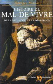 Histoire Du Mal De Vivre - Intérieur - Format classique