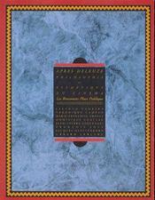 Après Deleuze : philosophie et esthétique du cinéma - Couverture - Format classique