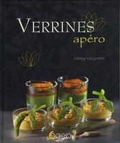 Verrines apero - Couverture - Format classique