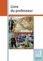 Histoire/géographie ; Bac pro ; 2nde - Couverture - Format classique
