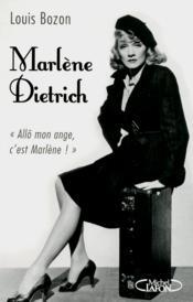 telecharger Marlene Dietrich livre PDF/ePUB en ligne gratuit