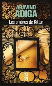 Les ombres de Kittur - Couverture - Format classique