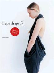 Drape Drape 2 /Anglais - Couverture - Format classique