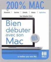 Débutez avec votre Mac ; avec Mac OS X Mountain Lion - Couverture - Format classique