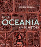 Art In Oceania /Anglais - Couverture - Format classique