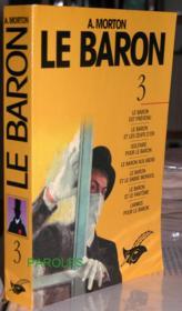 Le Baron Integrales T03 - Couverture - Format classique