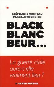 Black blanc beur - Intérieur - Format classique