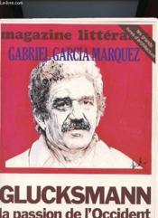 Magazine Litteraire N°178 - Gabriel Garcia Marquez - Couverture - Format classique