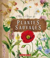Atlas illustré des plantes sauvages - Couverture - Format classique