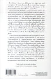 Demeures de l'esprit ; France t.5 ; Ile-de-France - 4ème de couverture - Format classique