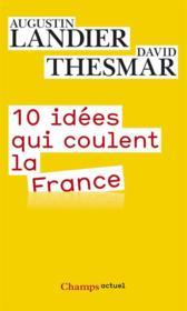 10 idées qui coulent la France - Couverture - Format classique