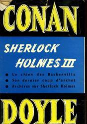 Sir Arthur Conan Doyle - Oeuvres Completes Vii - Couverture - Format classique