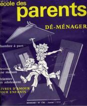 De-Menager N° 1.82 - Couverture - Format classique