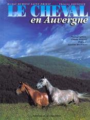 Le cheval en auvergne - Intérieur - Format classique