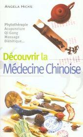Decouvrir La Medecine Chinoise - Intérieur - Format classique