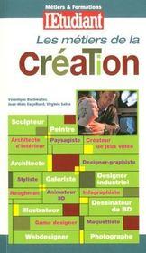 Les Metiers De La Creation ; Edition 2001 - Intérieur - Format classique