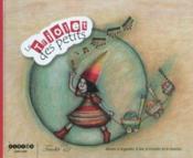 Le triolet des petits ; album à regarder, à lire, à écouter et à chanter - Couverture - Format classique
