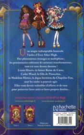 Ever after high t.3 ; le merveilleux Pays des Merveilles - 4ème de couverture - Format classique