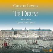 Charles Levens ; Te deum - Couverture - Format classique