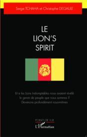Lion's spirit ; et si les lions indomptables nous avaient révélé le genre de peuple que nous sommes ? - Couverture - Format classique