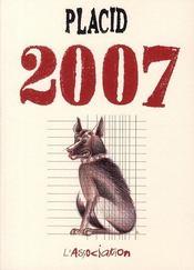 2007 - Intérieur - Format classique