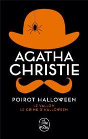 Poirot Halloween ; le vallon ; le crime d'Halloween - Couverture - Format classique