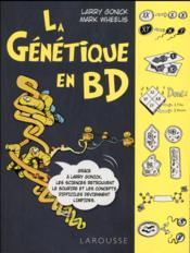 La génétique en BD - Couverture - Format classique