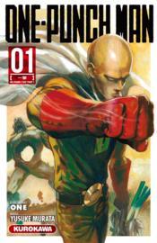 One-Punch Man T.1 ; un poing c'est tout ! - Couverture - Format classique