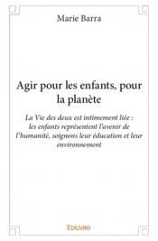 Agir pour les enfants, pour la planète - Couverture - Format classique