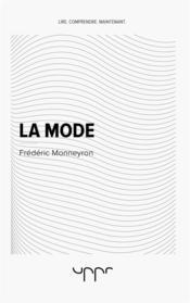 La mode - Couverture - Format classique