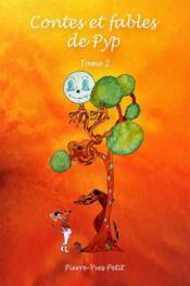 Contes et fables de Pyp t.2 - Couverture - Format classique