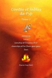 Contes et fables de Pyp t.2 - 4ème de couverture - Format classique