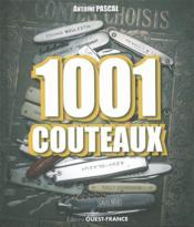 1001 couteaux - Couverture - Format classique